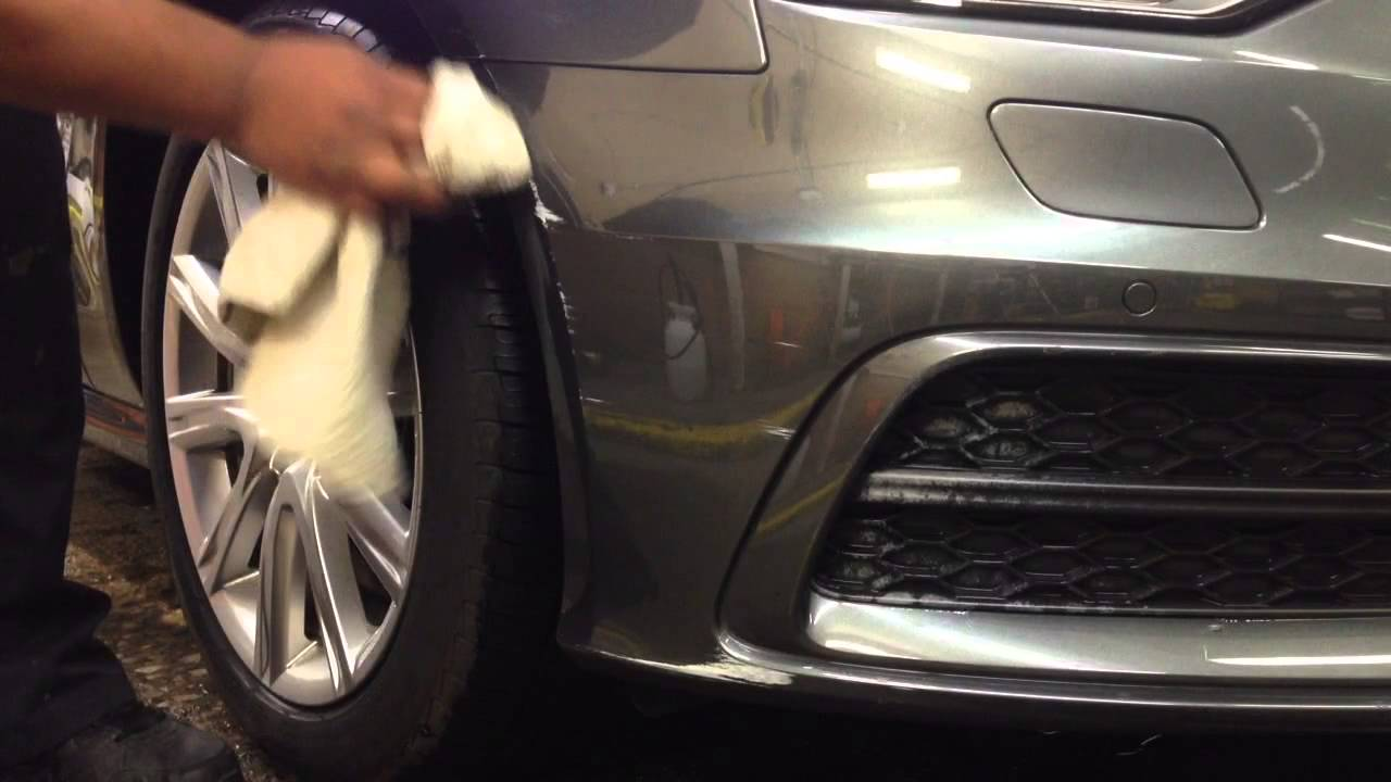 How To Remove Paint Scuff From Your Car