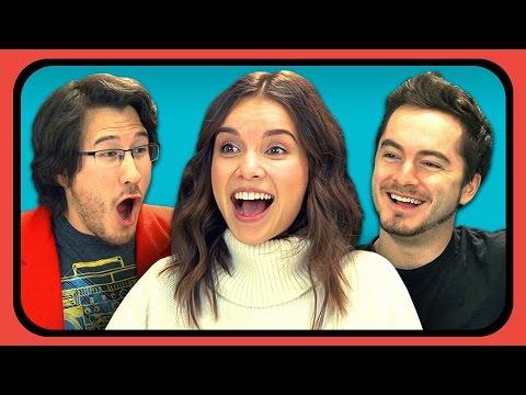 YouTubers React to YouTube Rewind 2014