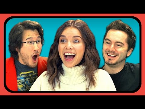 Thumbnail: YouTubers React to YouTube Rewind 2014