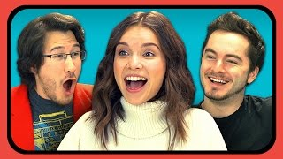 YouTubers React to YouTube Rewind 2014 thumbnail