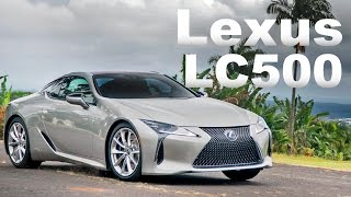 動靜之間 怦然心動 Lexus LC500