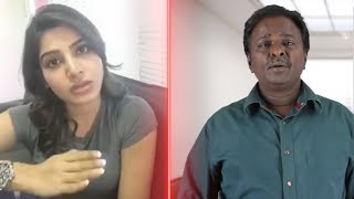 Samantha Shocking  Reply to Blue Sattai Maran Review | Seema Raja | U turn