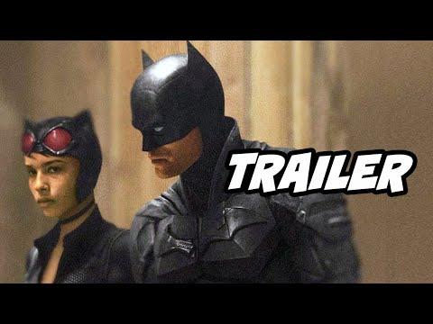 DC Fandome Part 2 Trailer – New Batman Justice League Snyder Cut and Wonder Woman 1984 Breakdown