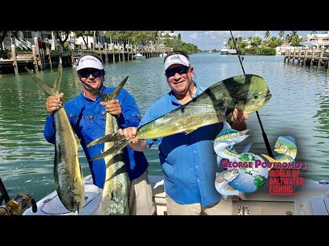 The Paul Castronovo Show - Paul's Episode of George Poveromo's 'World of Saltwater Fishing'