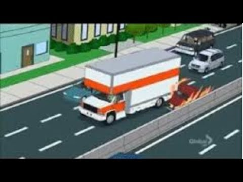 Uhaul Family Guy in Real Life