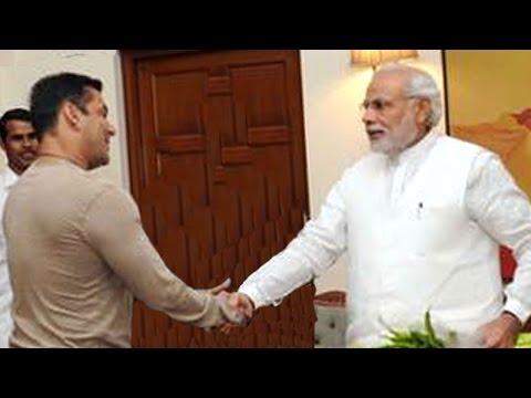 When Salman Khan Met Narendra Modi