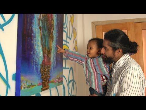 Luis Peralta Del Valle – The Artist