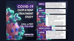 Study to look at treating COVID-19 with hydroxychloroquine and azithromycin