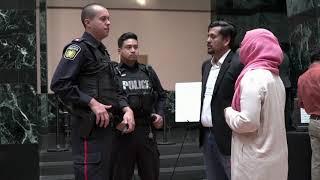 Canadian Ahmadi Muslims host Quran exhibition
