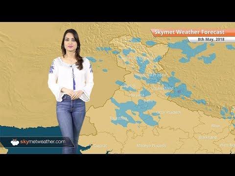 Weather Forecast for May 8: Rain in Punjab, Haryana, Delhi, Hyderabad, Bengaluru