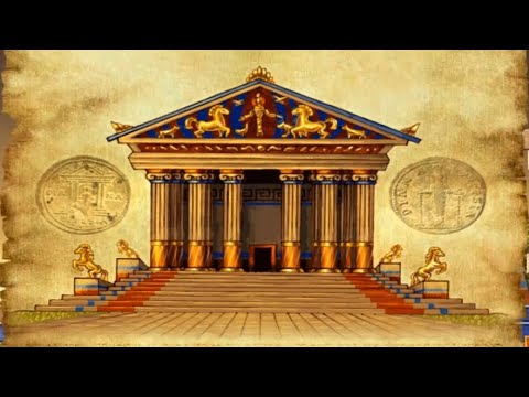 7 Wonders Of The Ancient World PSP/DS Version Chapter 3 The Temple Of Artemis No Commentary  