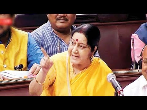 India equipped to defend itself against China, says Sushma Swaraj