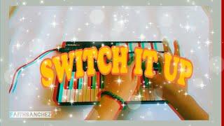 Switch It Up (challenge) - Lavaado (Midi Keyboard Cover) [instrumental]