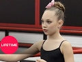 Dance Moms: Home School Gives Maddie a Leg Up (S4, E5)   Lifetime