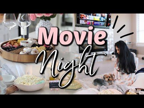 Host An Epic Movie Night! MissLizHeart