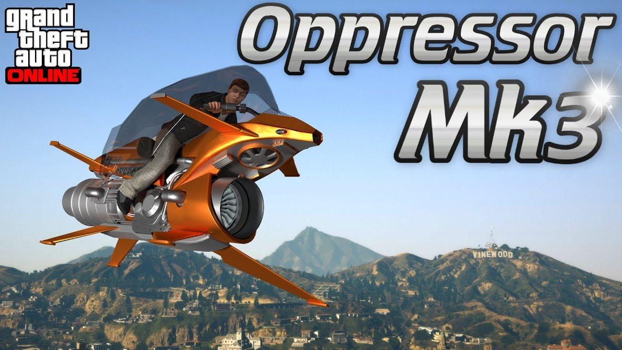 Oppressor Mk3  Cb