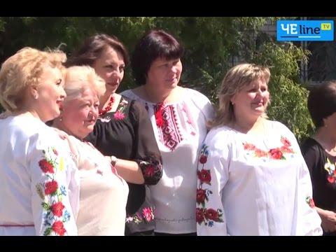 Чернигов: Новый больничный дресс-код: вышиванки вместо халатов