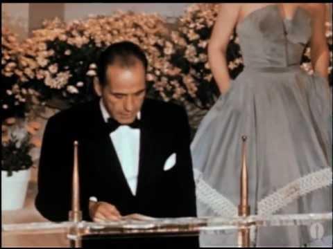 Humphrey Bogart Wins Best Actor: 1952 Oscars