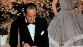 Humphrey Bogart Wins Best Actor: 1952 Oscars