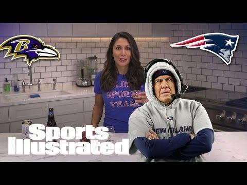 Week 14 Monday Night Football Beer Pick 'Em: Ravens vs. Patriots | Sports Illustrated
