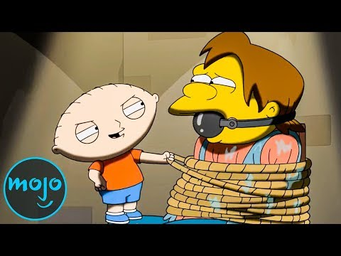 Top 10 Worst Things Stewie Griffin Has Ever Done