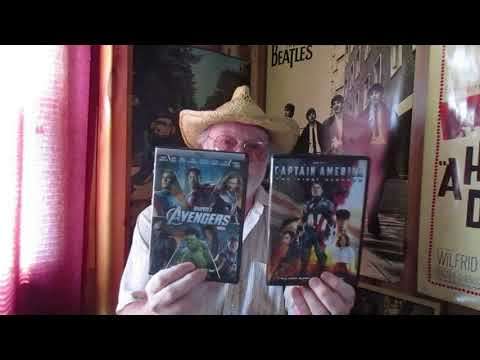 Marvel movies DVD review.....thanks to knights of old...!!!