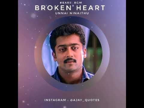 Unnai ninaithu sad bgm whatsapp status
