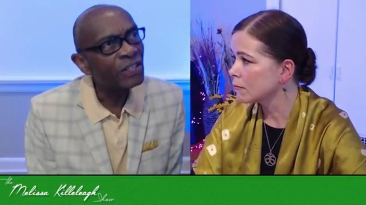 Cal Walker & LeaAnn Fuller .::. The Melissa Killeleagh Show 8/21/18