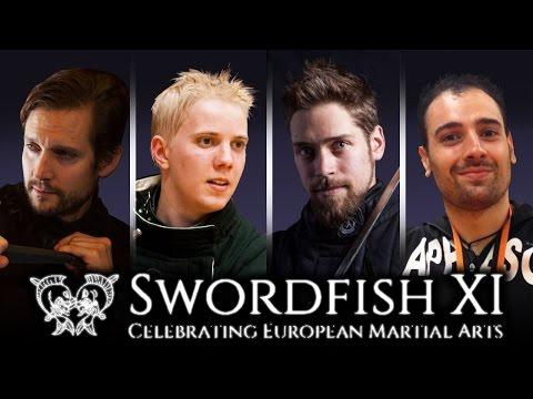 HEMA | Swordfish 2016 - Open Longsword FINALS