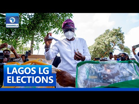 Lagos Poll: This Is The Time For Electorates To Express Themselves Freely – SanwoOlu