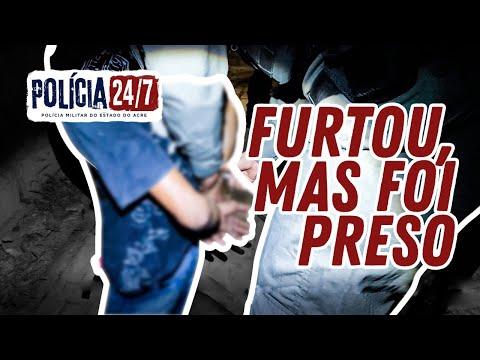 Download FURTOU, MAS FOI PRESO - EPISÓDIO 1 - POLÍCIA 24/7