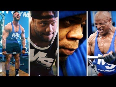 Mr. Olympia Motivation: Ronnie, Jay, Phil Heath, Kai, Cedric, Bumstead & More
