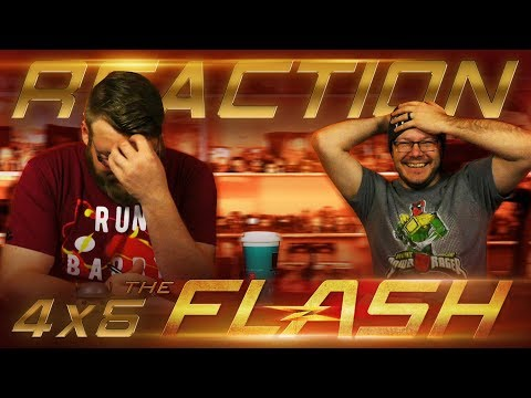 Download Youtube: The Flash 4x6 REACTION!!