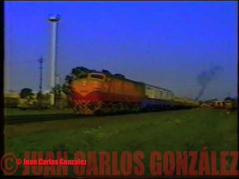 Tren a Rufino con la 8420