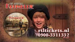 DE MUSICAL KRUIMELTJE | Theatertour RTLTickets Commercial