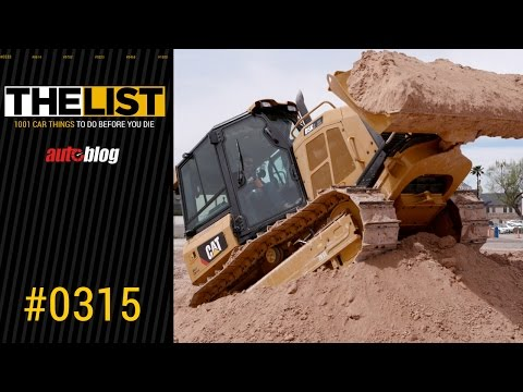 We Play With Bulldozers In This Las Vegas Sandbox | The List #0315