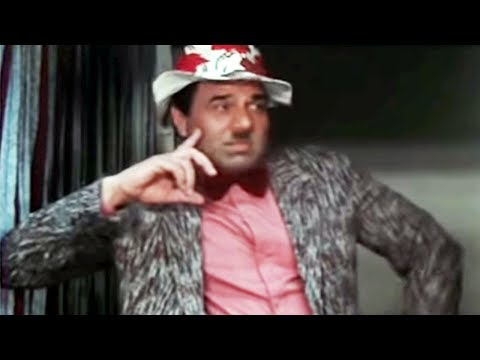 Dharmendra In A Changed Avatar | Hum Se Na Takrana | Comedy Scene
