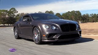 2017 Bentley Continental Supersports — Cars.com