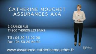 Video CATHERINE MOUCHET ASSURANCES AXA Thonon les Bains 74 download MP3, 3GP, MP4, WEBM, AVI, FLV Juli 2017