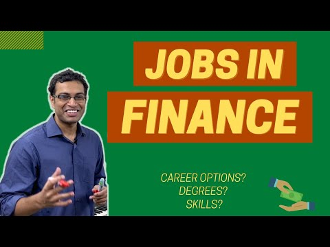 finance requirements
