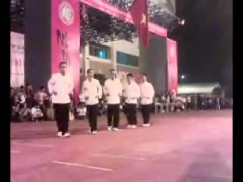Wing Chun no.1 Tang Bat Ho - Ha Noi - Viet Nam