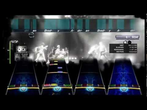 """Lemon Demon """"BRODYQUEST"""" for the Rock Band Network (The Authority)"""