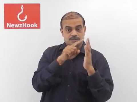 Sensex falls by 224 points, Nifty settles below 8,600 - Sign Language News by NewzHook.com