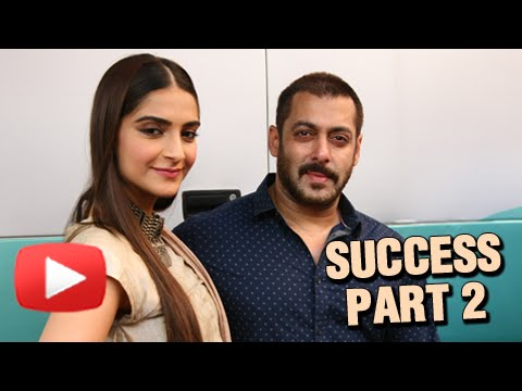 Salman Khan & Sonam Kapoor Celebrate Prem...