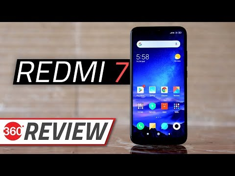 Xiaomi Redmi 7 (3GB) Review Videos