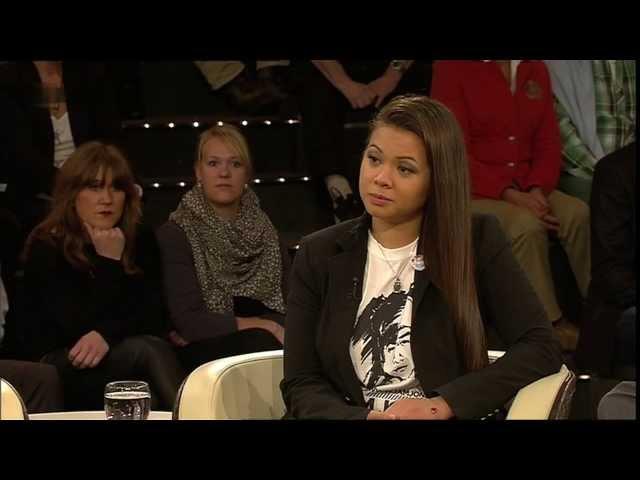 Tina K. über das Gewaltverbrechen an ihrem Bruder Jonny bei Markus Lanz