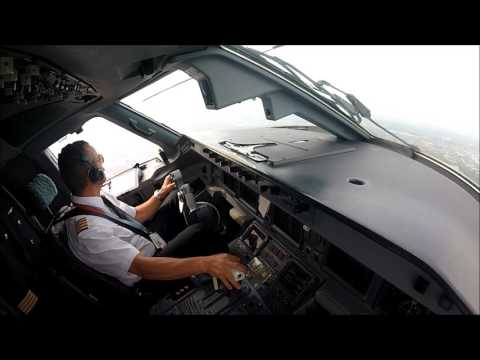 Takeoff Rwy 23 Landing Rwy 27R CYYZ - KPHL Embraer 175 Air Canada Express