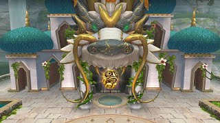 Temple Run 2 Enchanted Palace Map complete Global Challenge Gameplay screenshot 5