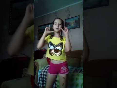 Eu dançando