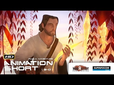 "CGI 3D Animated Short Film ""TREO FISKER"" Amazing Adventure Animation by Supinfocom"